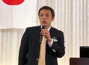 岸和田市民病院 救急センター<br /> センター長 福廣吉晃様<br /> (担当 山本新一郎会員)
