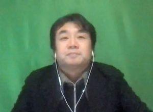 大阪中央ロータリークラブ<br /> 国際奉仕委員長 中嶋 茂夫 様